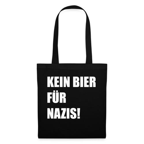KEIN BIER FÜR NAZIS - Stoffbeutel
