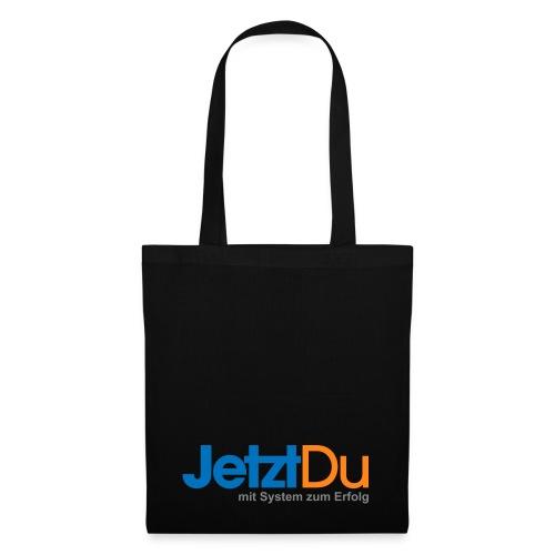 JetztDuLogo ArtWork1 - Stoffbeutel