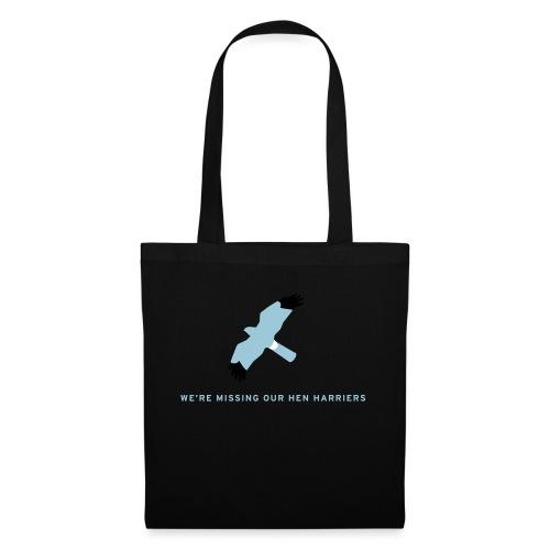 BAWC Hen Harrier Day Men's T-Shirt - Tote Bag