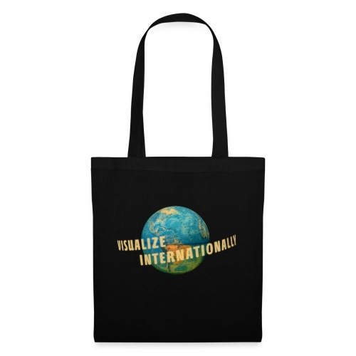 Visualize Internationally Shirt - Tote Bag