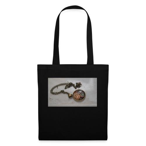 steampunk_collar - Bolsa de tela