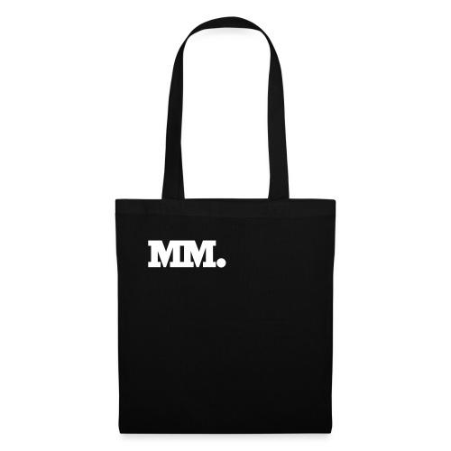 mm logo - Stoffbeutel