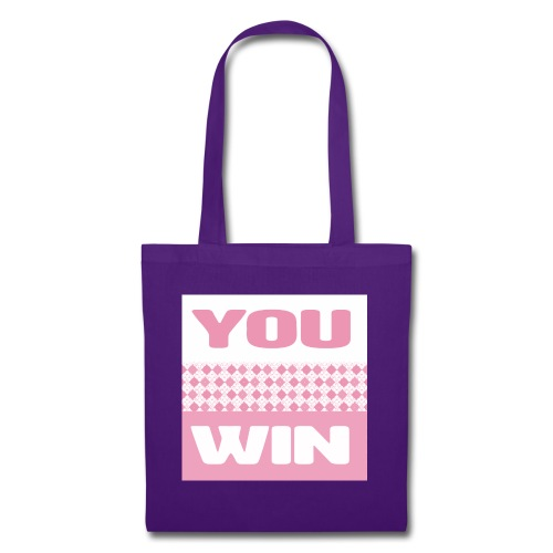 you win 25 - Tote Bag