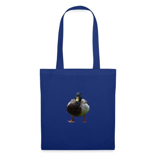 A lone duck - Tote Bag