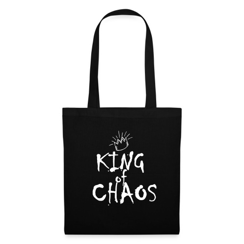 King of Chaos Tshirt ✅ - Stoffbeutel