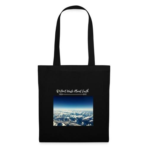 Don't Waste Planet Earth - Tygväska