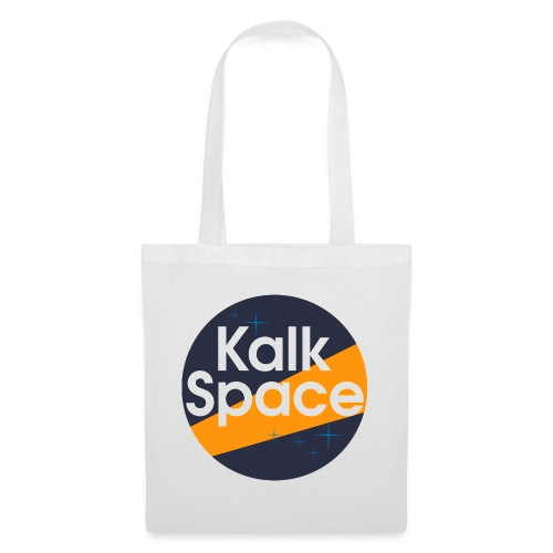 KalkSpace Logo - Stoffbeutel