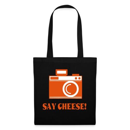 say cheese - Tas van stof