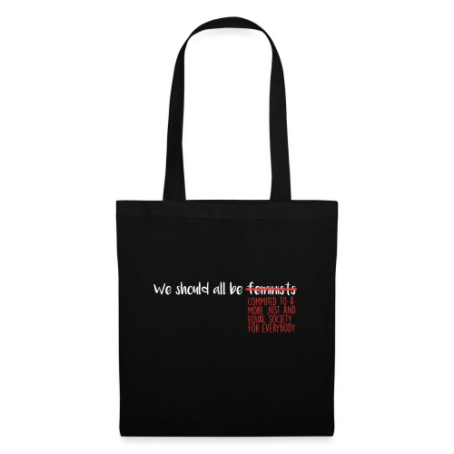 We should all be... - Bolsa de tela
