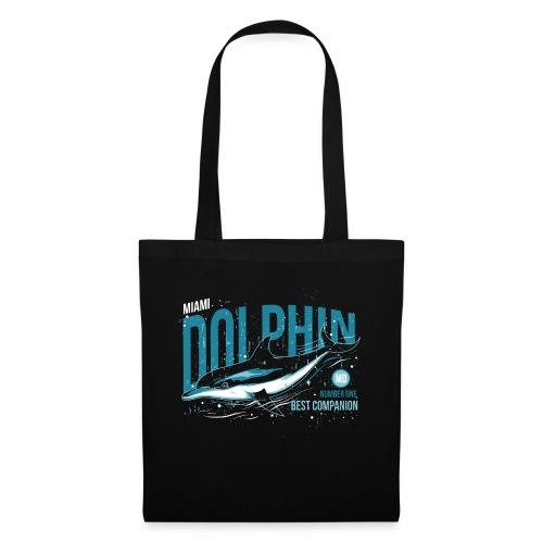 Miami Dolphin - Sac en tissu