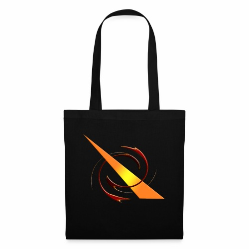 Original design in black - Bolsa de tela
