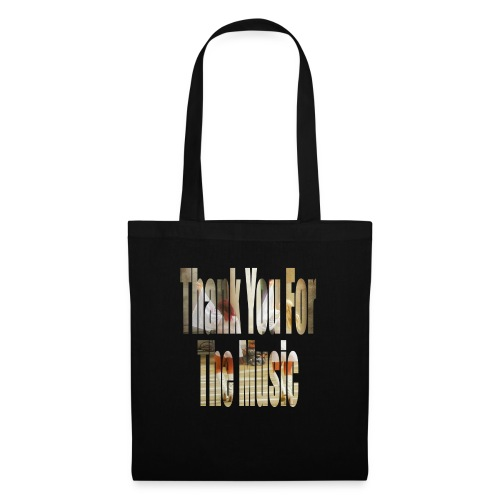 Thank You For The Music - Tote Bag