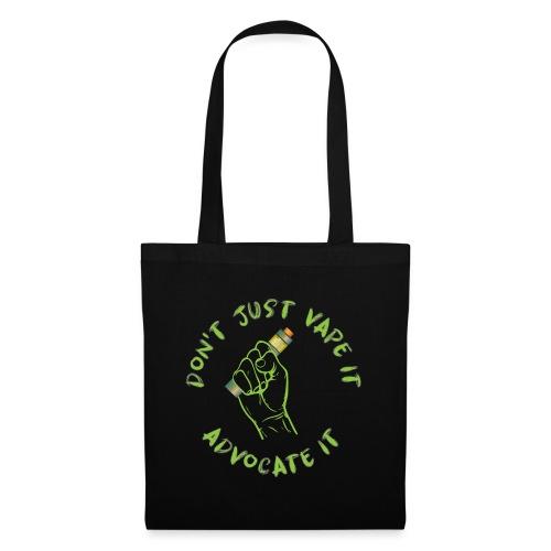 Advocate Vape - Tote Bag
