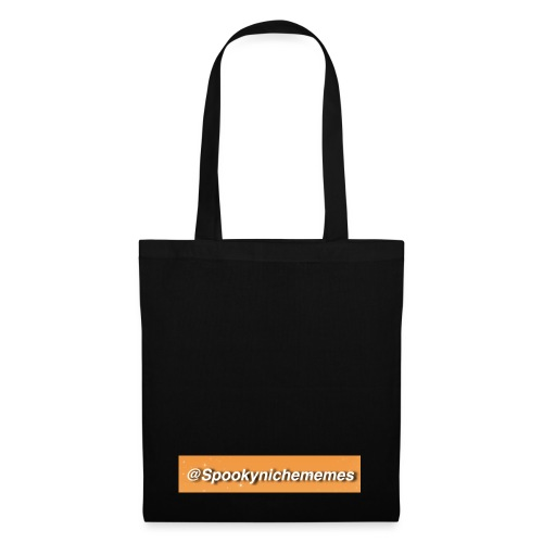 Orange Spookynichememes - Tote Bag