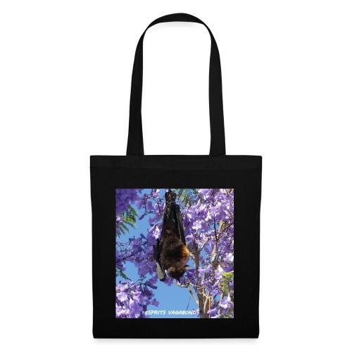 chauve souris carre - Tote Bag