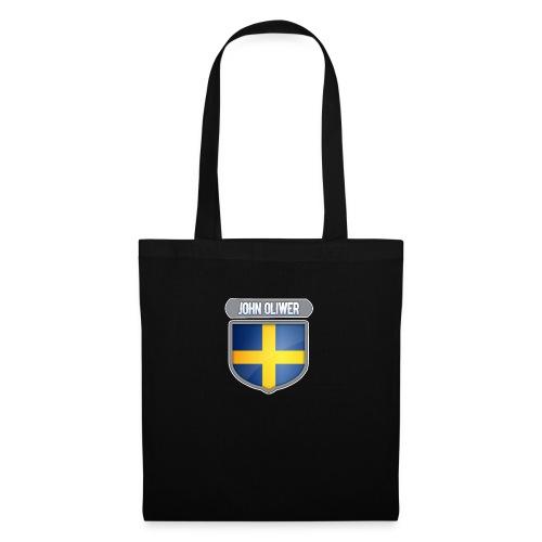 John Oliwer Sverige Sköld - Tygväska