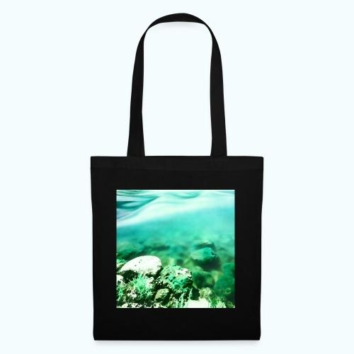 Zen beach watercolor minimalism - Tote Bag