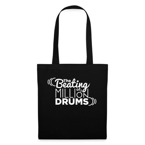 The Beating of a millions drums - Bolsa de tela