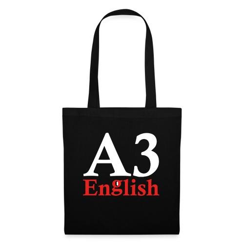 A3Small logo 2 - Tote Bag