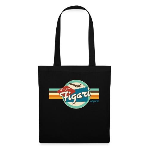 see you at figari - Sac en tissu