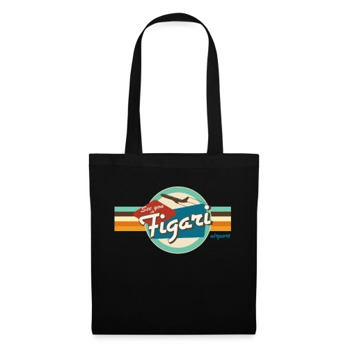 see you at figari - Tote Bag