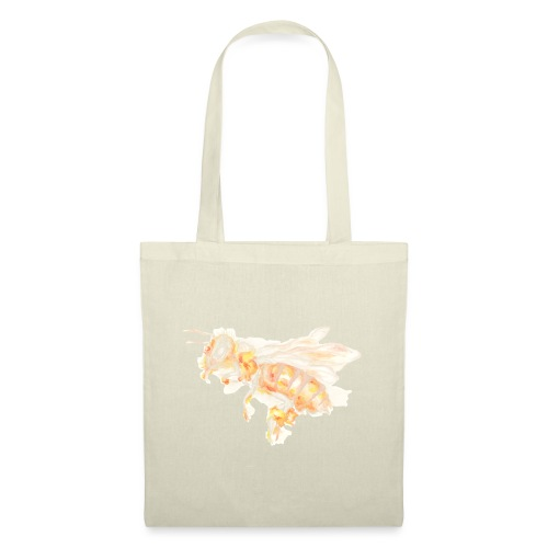 MG002 Bee   Honey   Save the Bees   Books bee - Tote Bag