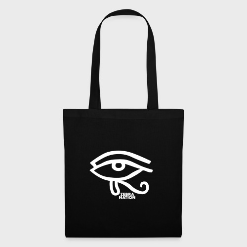 Zebra Nation (Eye n' white) - Tote Bag
