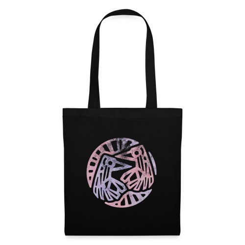 Crow-Girl Emblem - Tote Bag
