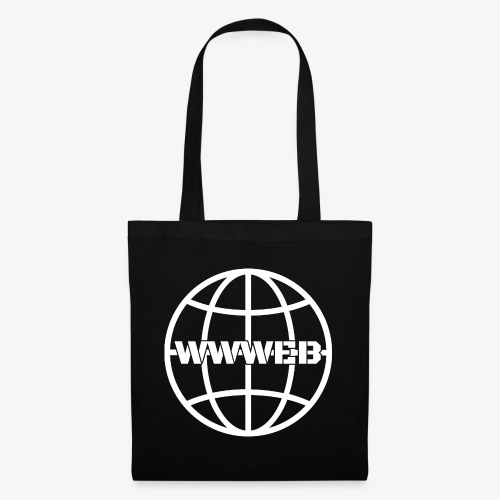 WWWeb (white) - Tote Bag
