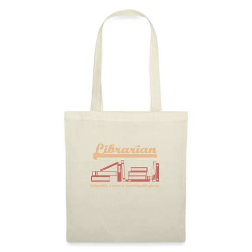 0333 Cool saying funny Quote Librarian - Tote Bag