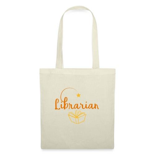 0327 Librarian Librarian Library Book - Tote Bag