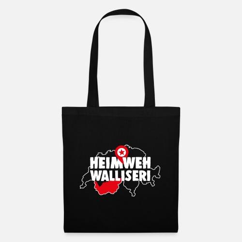 HEIMWEH WALLISERI - Stoffbeutel
