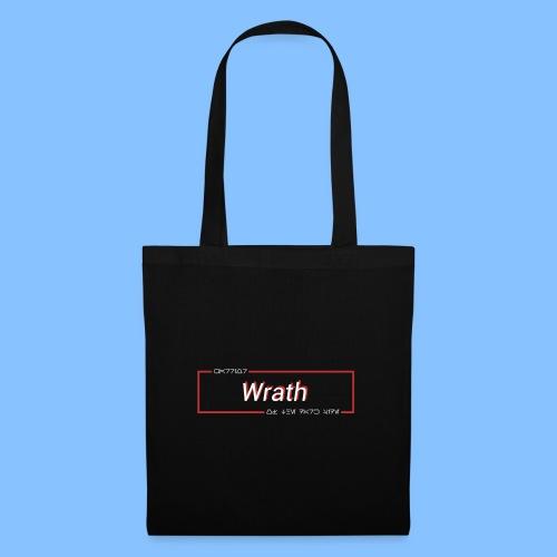 Wrath - Warrior of the Dark Side - Tote Bag