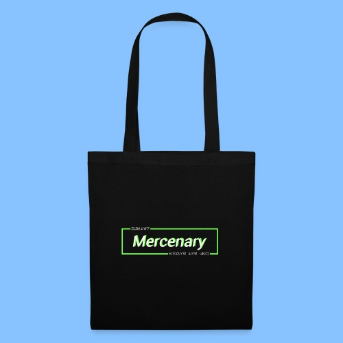 Mercenary - Hunter above the law - Tote Bag