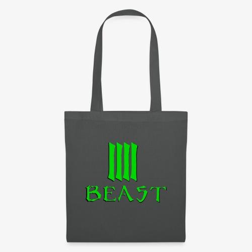 Beast Green - Tote Bag
