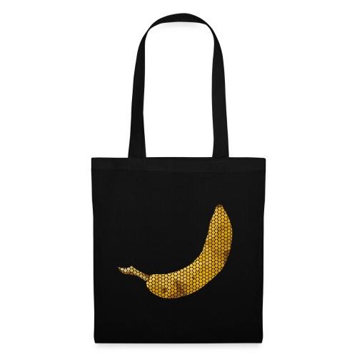 Dots Banane - Stoffbeutel