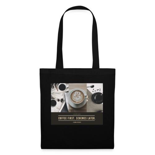 Für Kaffeeliebhaber - Stoffbeutel