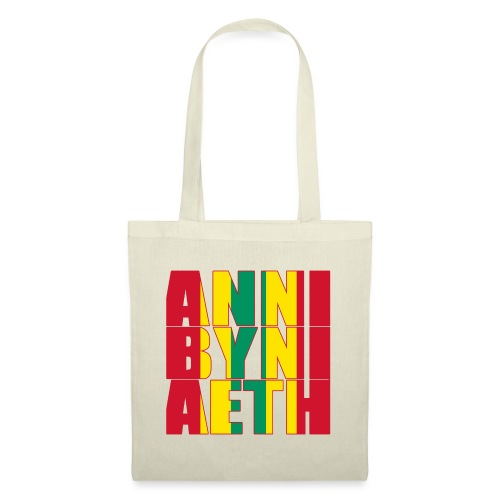 Annibyniaeth - Tote Bag