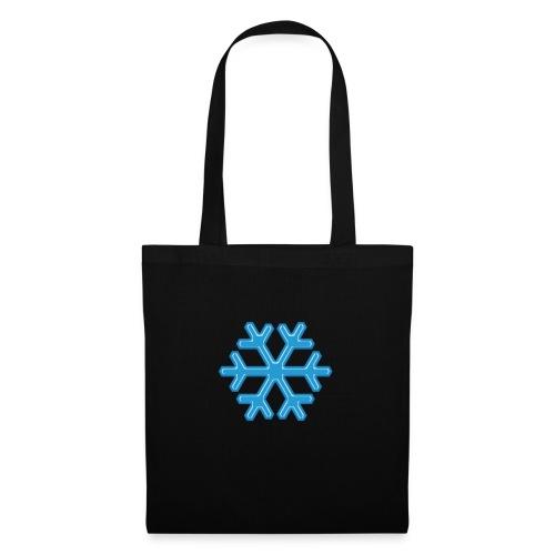 Snowflake - Borsa di stoffa