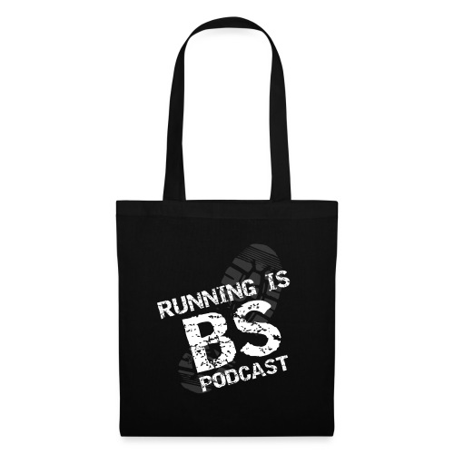 Running is BS podcast - Tote Bag