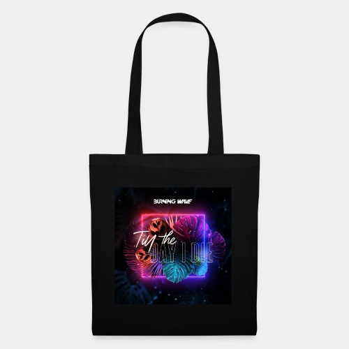 Burning Wave - Till the day I die - Tote Bag