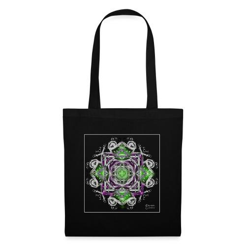 Mandala 250220 ds. A - Tote Bag