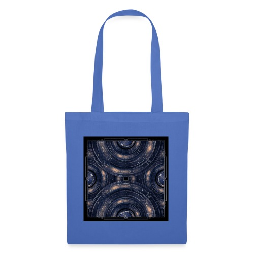 Out of the Blue - Cosmos Kosmos - Tote Bag
