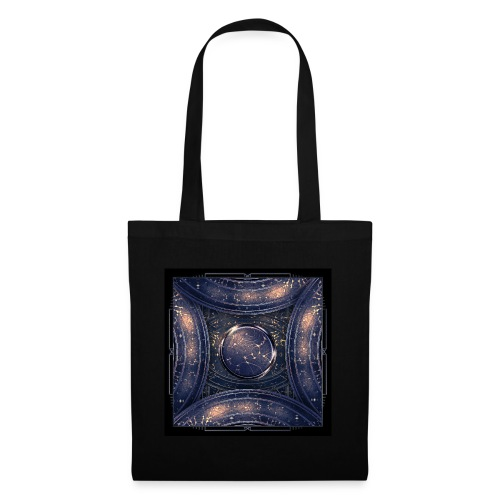 Out of the Blue - Galaxy Galaxy - Tote Bag