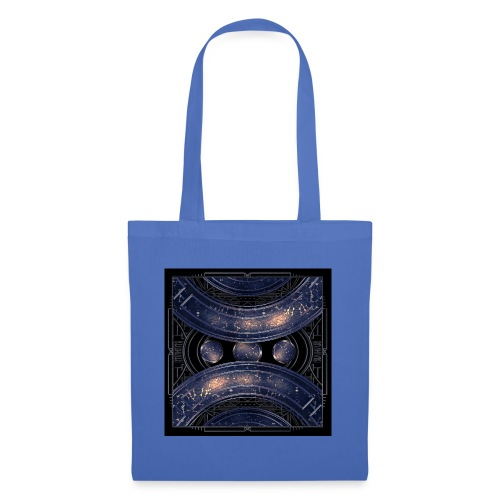 Out of the blue - universe universe - Tote Bag