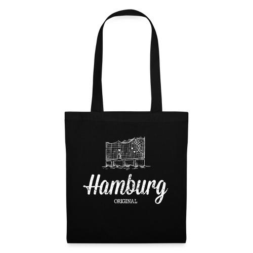 Hamburg Original Elbphilharmonie - Stoffbeutel