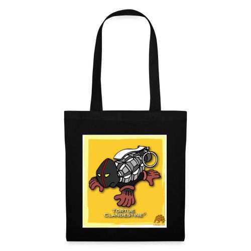 tortueclandestine5 - Tote Bag
