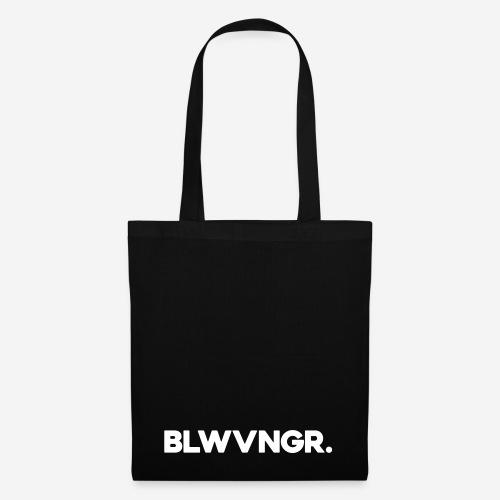 BLWVNGR. | Wit - Tas van stof