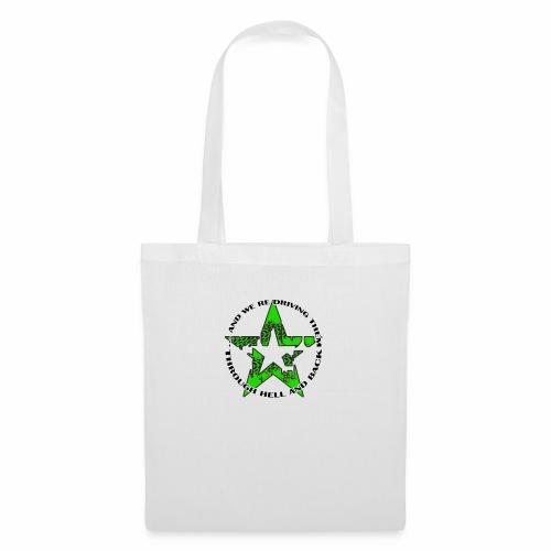 ra star slogan slime png - Stoffbeutel