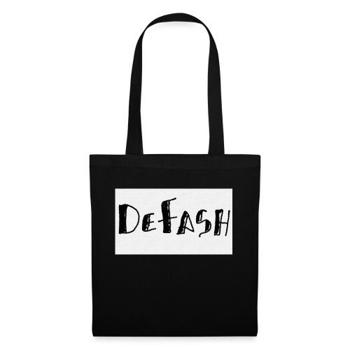 Defash1-png - Sac en tissu